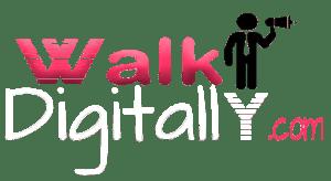 Walk Digitally Logo